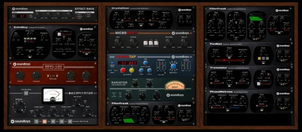 Pro Tools, Waves, Soundtoys, Autotune plugins for rent New